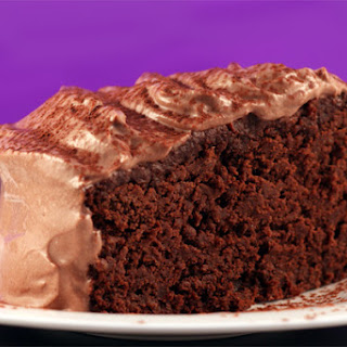 Mississippi Mud Pie Cake -.