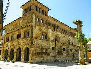 Photo: Estella- Palacio de los Rey de Navarra