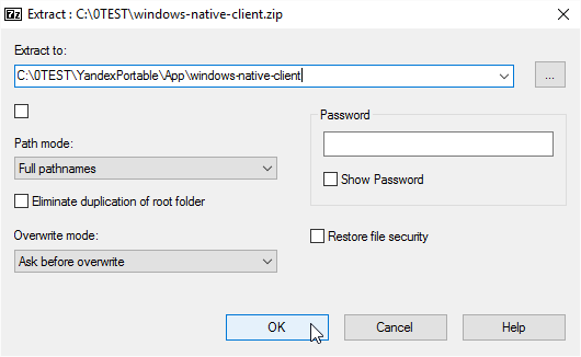Into App\windows-native-client