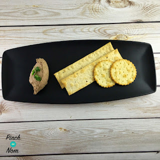 Syn Free Chicken Liver and Bacon Pate.