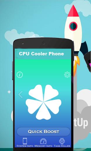 CPU Cooler Phone Cooler Master screenshot 3