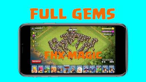 Fhx magic S2 coc work 5.0 screenshots 3