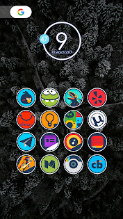 لالروبوت Modo - Icon Pack تطبيقات screenshot