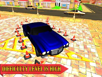 Real Car Parking Simulation 3D 2017 - náhled