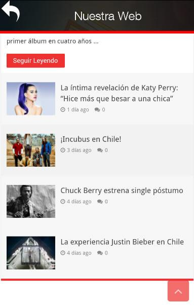 radiopopchile- screenshot