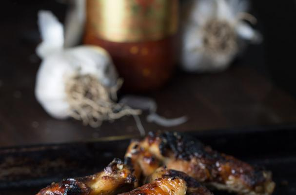 Ultimate Garlic Chicken Wings Recipe
