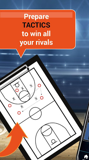 Basketball War 2018 - Basketball Manager Game  screenshots 4