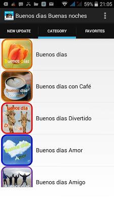 Buenos Días Buenas Noches - screenshot
