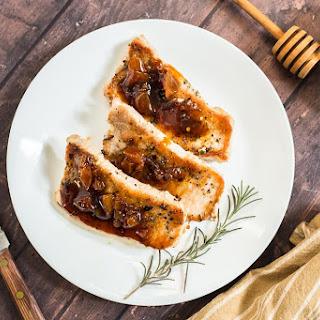 Honey Apricot Pork Chops Recipe