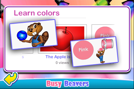Busy Beavers Jukebox- screenshot thumbnail