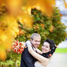 Wedding photographer Natalya Kapitonova (fotomir). Photo of 12.11.2013