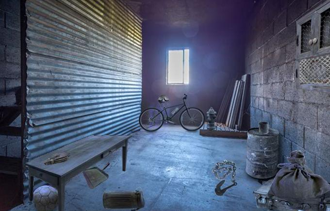Escape Games - Abandoned Place- screenshot