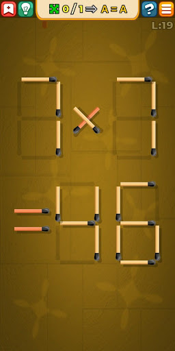 Matches Puzzle Game 1.22 screenshots 8