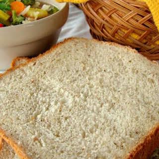 Italian Herb Bread (Bread Machine).