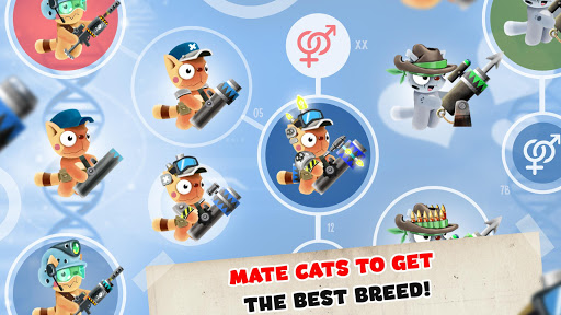 Cats vs Pigs: Battle Arena 1.0.3 screenshots 5