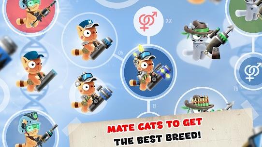 Cats vs Pigs: Battle Arena MOD (Unlimited Gold Coins/Diamonds) 5