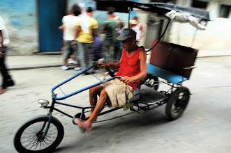 Photo: transportation in cuba. Tracey Eaton photo.