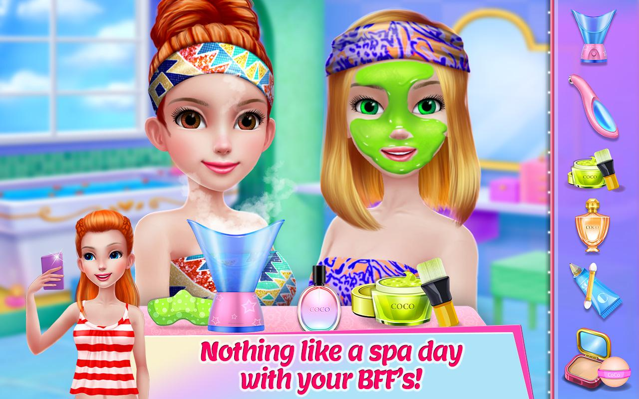 Girl Squad BFF In Style Apl Android Di Google Play