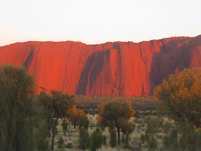 Photo: Year 2 Day 219 - And, the Middle of Uluru