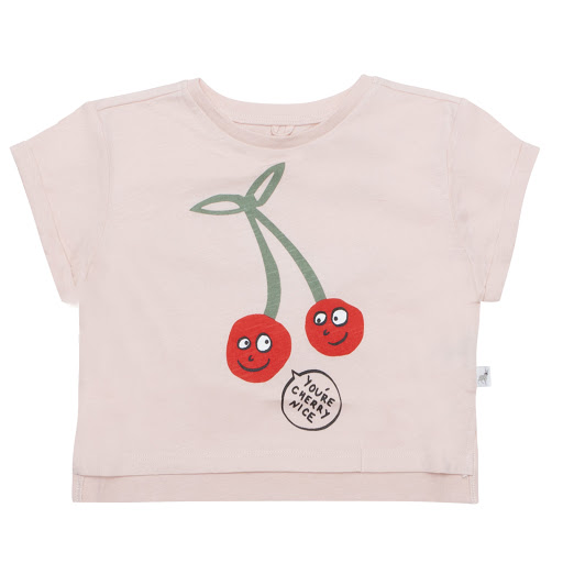 Primary image of Stella McCartney Pink Cherry T-shirt