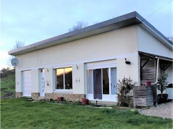 maison à Saint-Hellier (76)