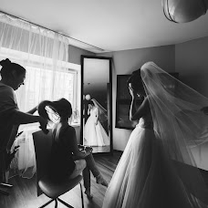 Wedding photographer Dmitriy Gvozdik (Gvo3D). Photo of 07.06.2017