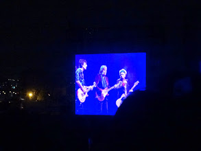 Photo: Mick Taylor joins the Stones