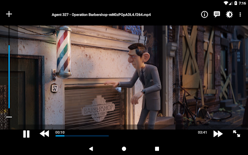Nova Video Player Screenshot