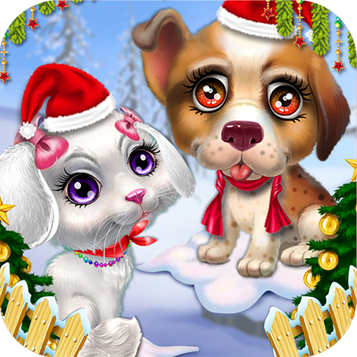 My Pet Christmas Dressup (game)