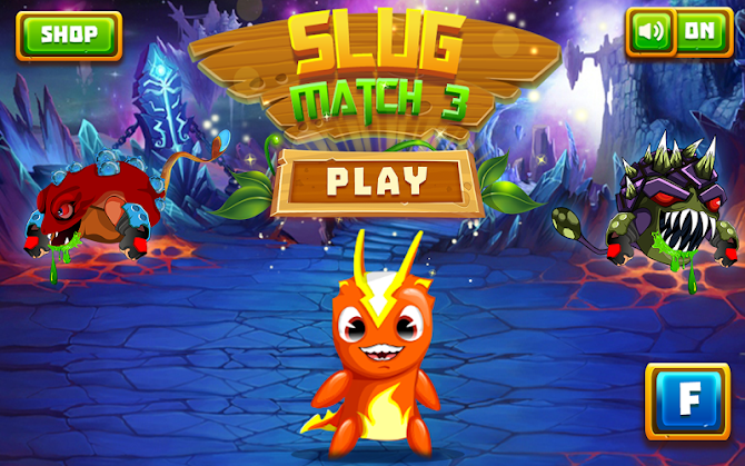 Slug Match 3 RPG Android 8