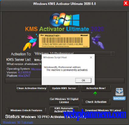 Windows KMS Activator Ultimate Free Download