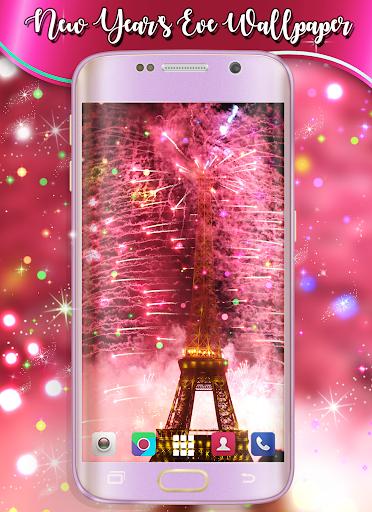 2019 New Years Live Wallpaper 4.8.4 screenshots 7