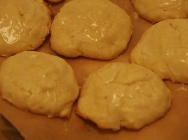 Amazing Lemon Cookies