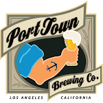 Logo for Port Town Brewing Company