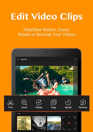 VideoShow Video Editor, Video Maker, Beauty Camera  screenshots 11