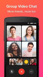 JusTalk – Free Video Calls and Fun Video Chat 4