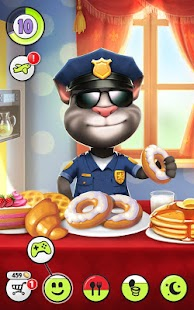 My Talking Tom Screenshot
