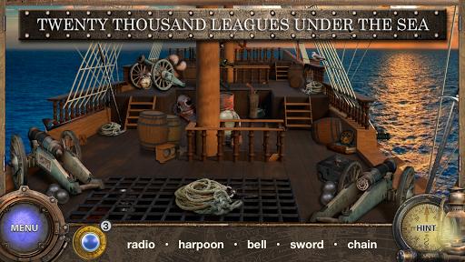 Captain Nemo - Find the Hidden Objects Games 1.3.003 screenshots 1