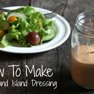 How To Make Thousand Island Dressing