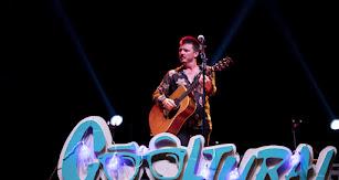 Coque Malla durante su actuación en el marco de Cooltural Fest.