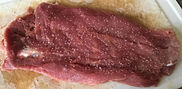 Preheat oven to 425*F.  Cut lengthwise slit in each pork tenderloin, cutting to...