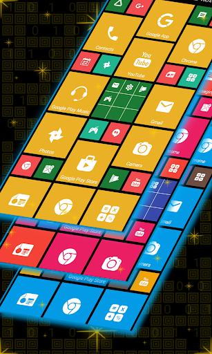 Win Launcher 2019 - metro look smart 8.0.0 app download 1