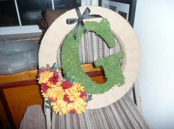 Personalized Wreath For All Seasons Recipe