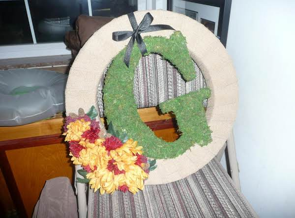 Personalized Wreath For All Seasons