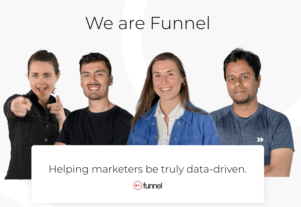group of funnel employees