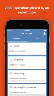 NCLEX RN Practice Test - náhled