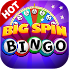 Big Spin Bingo  Free Bingo icon