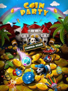Carnival Gold Coin Party Dozer screenshot 14