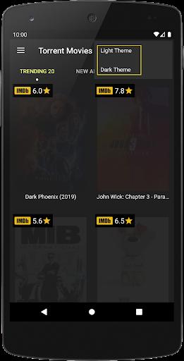 Torrent Movies 1.2.3 screenshots 2