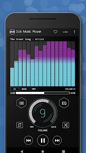 Dub Music Player Apk – Free Audio Player, Equalizer 5